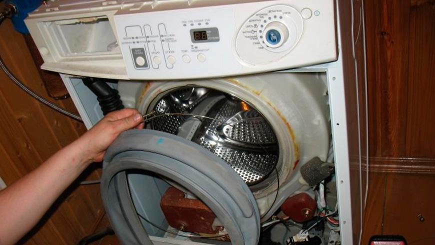Ремонт стиральной машины своими руками bosch